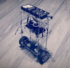 Franko – Arduino Self Balancing Robot | Luka Gabric