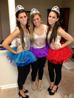 Our Halloween costume- Toddlers and tiaras
