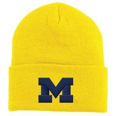 Adidas University of #Michigan Yellow | Mden