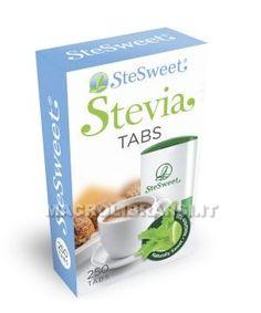 Dolcificare senza calorie si può, e questo grazie alla Stevia che è un sostituto naturale dello zucchero. Una compressa (0 calorie) ha il potere dolcificante di un cucchiaino di zucchero (20 Calorie)!  Dolcificare senza calorie si può, e questo grazie alla Stevia che è un sostituto naturale dello zucchero. Una compressa (0 calorie) ha il potere dolcificante di un cucchiaino di zucchero (20 Calorie)!