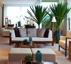 Vasos Vietnamitas em Alphaville Paisagismo em Apartamentos e Varandas sac@inoverevitally.com.br