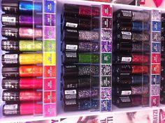 Hard Candy Nail Polish  LOVE!!!!! It rocks my world!!!!
