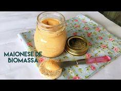 Maionese de biomassa de banana verde - Lactose Não por Flavia Machioni