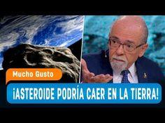 NASA advierte que asteroide podría chocar con la tierra - Mucho Gusto 2019 - YouTube Nasa, Fictional Characters, Youtube, Full Moon, I Like You, Earth, Manualidades, Fantasy Characters, Youtubers