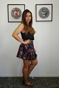 Carlinha do blog Equilibrio Sempre postou um look super fresquinho agorinha <3 <3 <3 #vemdeviascarpa #viascarpa #shoes