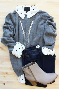 It might be getting warm, but this outfit is perfect to have ready for a rainy day! #CURIOUSstyle