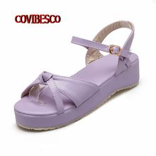 Like and Share if you want this  Women Summer Shoes White Purple Red Fashion Platforms Soft PU Sandals Women's High-heeled Casual Shoes Wedges Heels Sandals     Tag a friend who would love this!     FREE Shipping Worldwide     #Style #Fashion #Clothing    Buy one here---> http://www.alifashionmarket.com/products/women-summer-shoes-white-purple-red-fashion-platforms-soft-pu-sandals-womens-high-heeled-casual-shoes-wedges-heels-sandals/