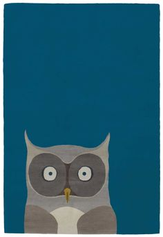 Owl by Edward Barber & Jay Osgerby | Wool Contemporary hand-knotted designer rugs