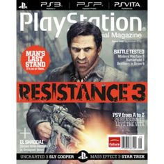 PlayStation: The Official Magazine (September 2011).