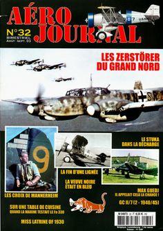 Aéro Journal N°32 - Commandant Jules Morlat