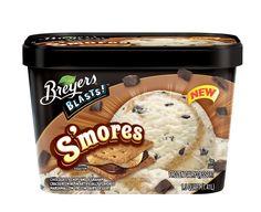 Breyers Ice Cream Pot