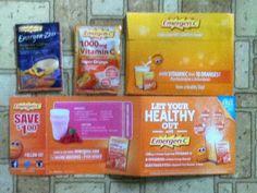 Free Emergen-ZZZZZ and Emergen-C Vitamin C Super Orange & coupon from Emergen-C -- Alacer Corp #freestuff #freebies #samples #free