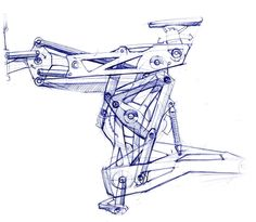 Misc Sketches by Nathan Durflinger at Coroflot.com #industrial #design #id #sketch