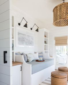 """600 Likes, 26 Comments - The Coastal Design Journal (@thecoastaldesignjournal) on Instagram: """"Another day, another nook..and this master bedroom sitting area is a complete showstopper! Found in…"""""""