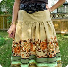 Etcetorize: Adult Prairie Skirt