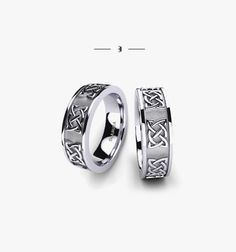 Partner rings, engagement rings and wedding rings for couples in yellow gold, white gold and countless other variations are available at GLAMIRA. Platinum Jewelry, Gold Platinum, Wedding Ring Bands, Wedding Jewelry, Modern Jewelry, Vintage Jewelry, Left Ring Finger, Royal Jewelry, Rings Online