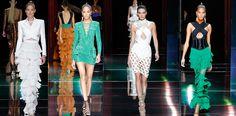 Balmain Spring 2016 RTW - Fashion Style Mag