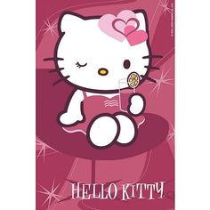 Ravensburger - Jigsaw Puzzle - 54 Pieces - Hello Kitty : Winking - Jigsaw Puzzle Road