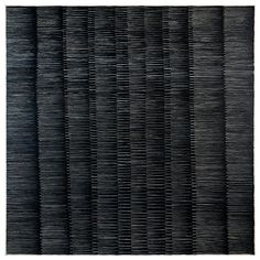 "Power Boothe, Extension, 1994,  72"" x 72"", oil on canvas"