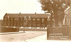 Leytonstone Girls School Girls School, Local History, Conservation, Old Things, London, Education, Places, Onderwijs, Learning