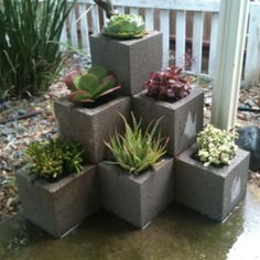 Cinder block ideas (80)