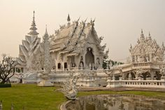 Our Favorite Temple In Thailand: The White Temple