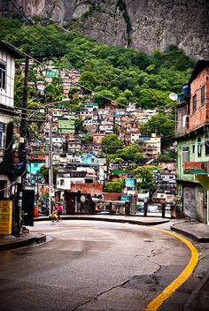 Rocinha - Rio de Janeiro by Larrion Nascimento on Flickr.