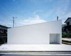 \\ Apollo Architects & Associates, Mur House in Japan