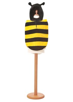 Bee Hooded Tabard by Pretend To Bee