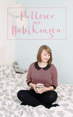 {DIY your Closet} Pullover mit Bubikragen