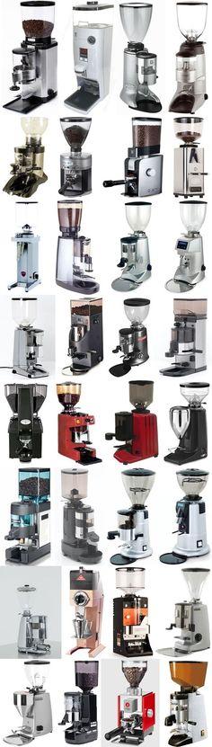 Grinder Kaffeemühle Espressomühle
