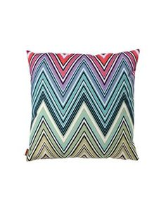 Missoni Home - 16x16 In Cushions Missoni Home on Missoni Online Store