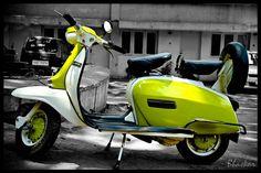 Bangalore | Lambretta by HS Bhaskar #Scooter #Bangalore #H_S_Bhaskar