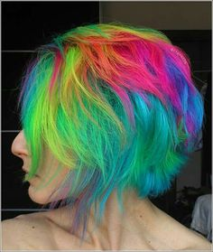 Directions rainbow