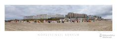 cool Fotografie »Strandpanorama 3 Borkum«,  #Strand