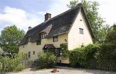 Thatched cottage, Tacolneston