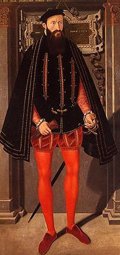 .William V (William the Rich) duke of Julich, Cleves and Berg, count of Mark and Ravensberg, duke of Guelders; brother of Anne of Cleves, fourth wife of Henry VIII.