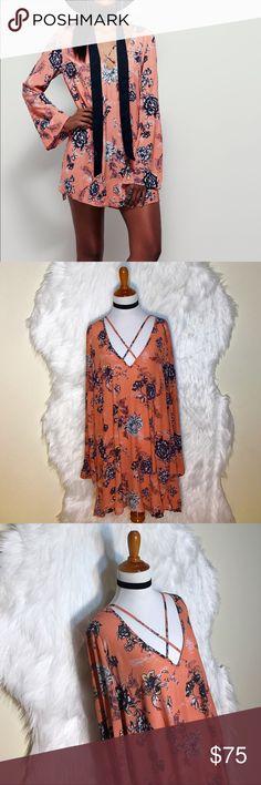 Selling this Free People Heart Beat Printed Tunic on Poshmark! My username is: onas. #shopmycloset #poshmark #fashion #shopping #style #forsale #Free People #Dresses & Skirts