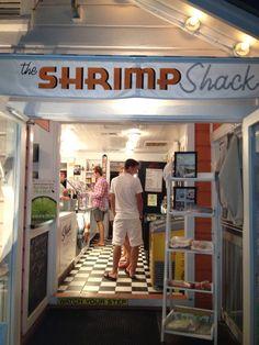 Shrimp Shack | Seaside, Florida | #SeasideCRA
