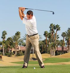 The 4-step process to hitting better iron shots