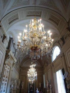 Palazzo Pitti, Italy