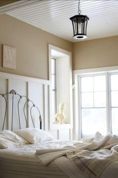 Benjamin Moore Shaker Beige for Bedroom Beige Paint Colors, Interior Paint Colors, Paint Colors For Home, House Colors, Beige Color, Living Room Paint, Living Room Colors, My Living Room, Shaker Beige Benjamin Moore