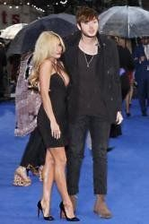 Jessica Grist and James Arthur
