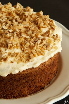 i looove carrotcake Dutch Recipes, Sweet Recipes, Baking Recipes, Cake Recipes, Dessert Recipes, Feel Good Food, Love Food, Otto Lenghi, Ottolenghi Recipes
