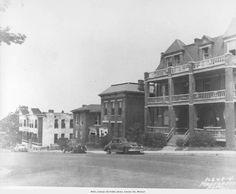 711 Penn Ave, K.C., Mo. circa 1956.