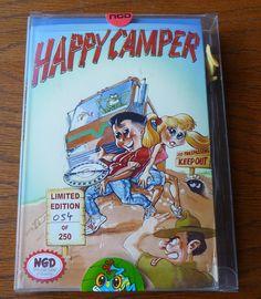 NES - Happy Camper - Limited Edition 054 / 250 - Retrozone / Nintendo Age