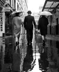 Reflection Trio, London, 1959.