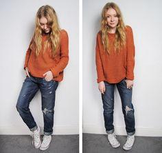 This Fashion is Mine: Boyfriend Jeans