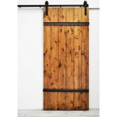 Dogberry Collections Drawbridge Barn Door & Reviews | Wayfair