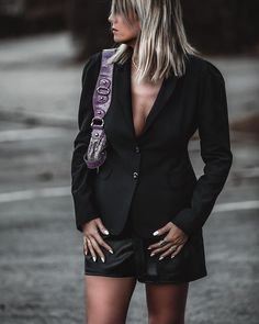 Tough times never last - Tough people do. 🤛Favourite new black blazer with a pop of spring. Shot a week ago. Tough Times, Blazer, Pop, Spring, Jackets, Instagram, Women, Fashion, Advertising
